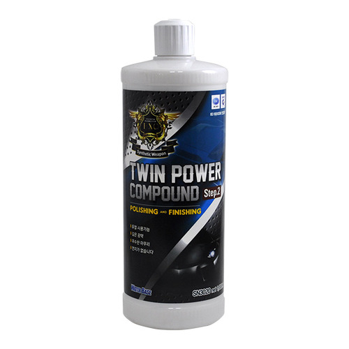 TWIN POWER COMPOUND STEP2 (1Liter)SN3020